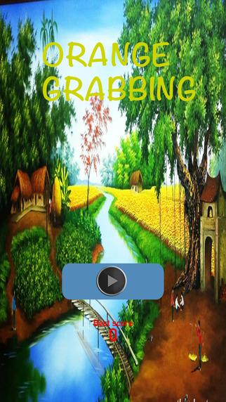 Orange Grabbing