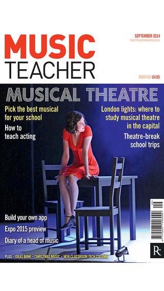 Music Teacher Magazine - the UK's no.1 music education resource