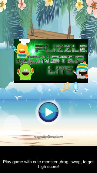 Puzzle_Monster Lite