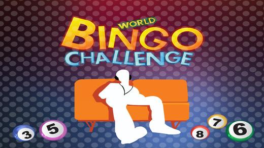 World Bingo Challenge - Best Bingo Game