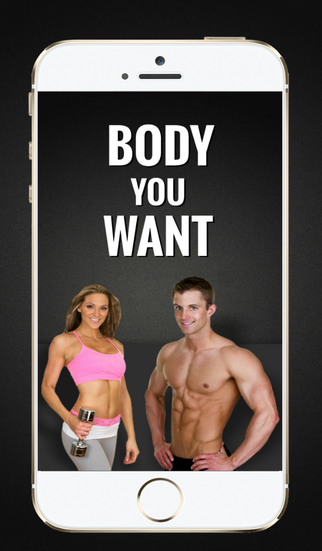 Body You Want – Tone Muscles and Lose Weight With Gym Workout Programs