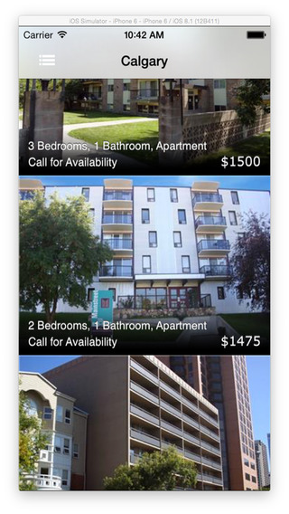 Apartment Rentals Houses for Rent Searches by Rent Click