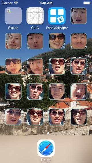 Face Wallpaper