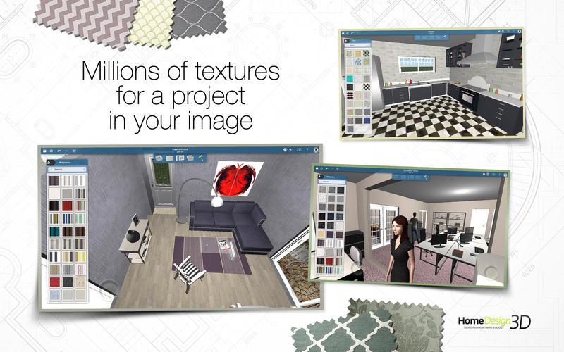 Home Design 3D Screenshot - 5