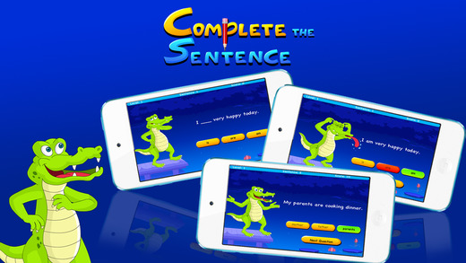 Complete The Sentence For Kids