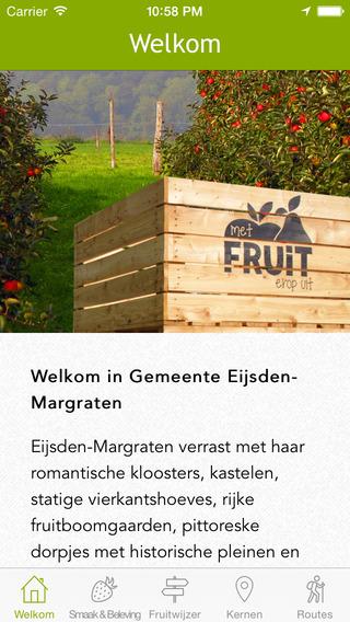Fruit Erop Uit Zuid-Limburg
