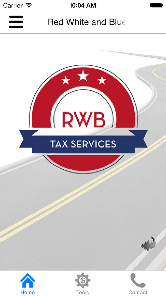 red white  u0026 blue tax services  ios