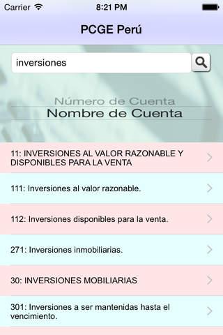 PGCE Perú screenshot 2
