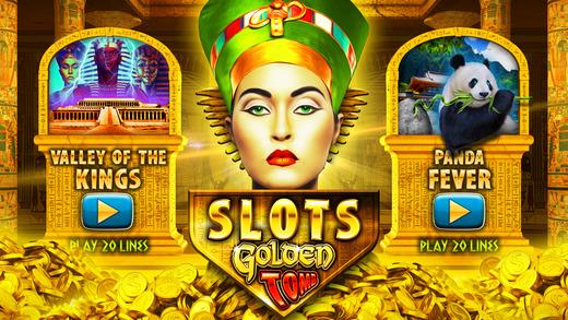 Slots Golden Tomb PLATINUM