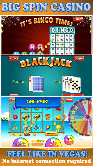 A Big Spin Slots — Best Free Casino Games With Huge Payout And Progressive Jackpot