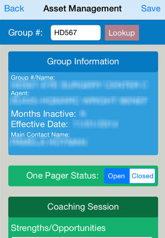 Screenshot of myGopher