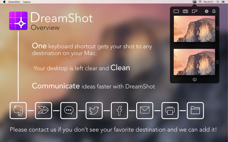 DreamShot Screenshot - 3