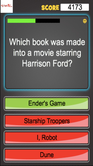 Journeyman Science Fiction Trivia