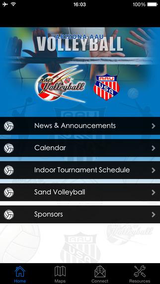 Arizona AAU Volleyball