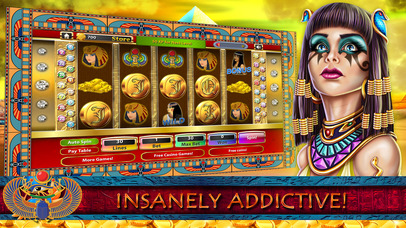 ' 777 A Jewels of Cleopatra's Pyramid Treasure on Pharaoh's Way - Best free casino slots machines of Ancient Old Vegas-0