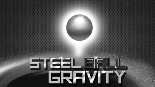 Steel Ball Gravity - Bounce Over Black Hole And Survive In Space Free Game