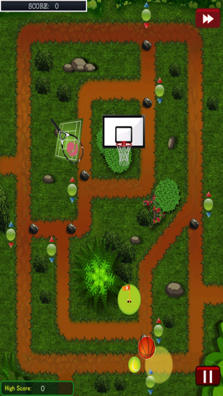 Balls Crash Pro : Adventure Run Green Screenshots