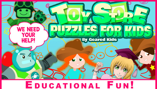 Preschool Toy Store - 16 Educational Games for Toddlers Kindergarten Children to teach Counting Numb