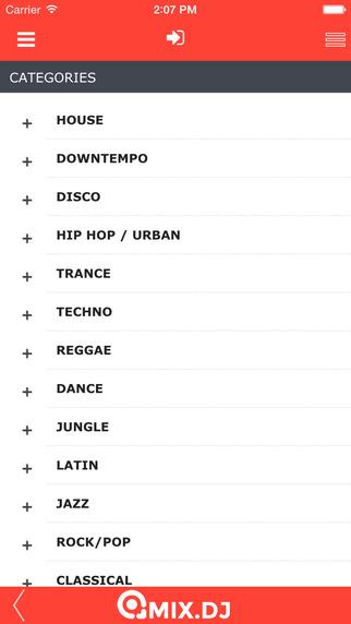mix.dj Premium Screenshots