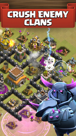 Clash of Clans, ���� �� �����