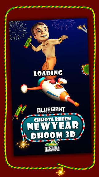 New Year Dhoom for Chhota Bheem