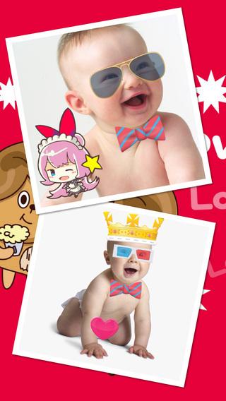 Baby Sticker Pro