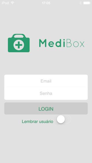 MediBox - Médicos