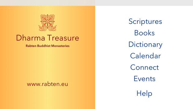 Dharma Treasure