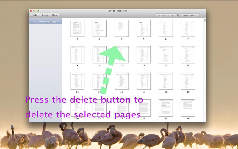 PDF-to-Text-Free Screenshot - 4