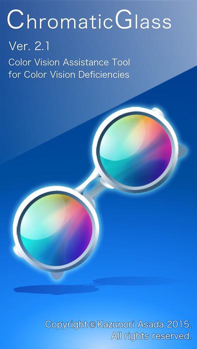 Chromatic Glass iPhone Screenshot 1