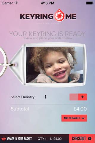KeyRingMe screenshot 2