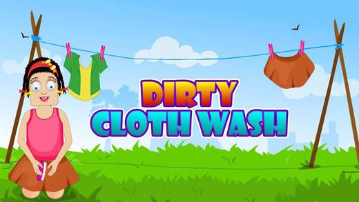 Dirty Cloth Wash
