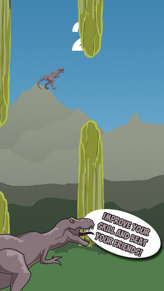 T Rex Run - Jurassic Park Version