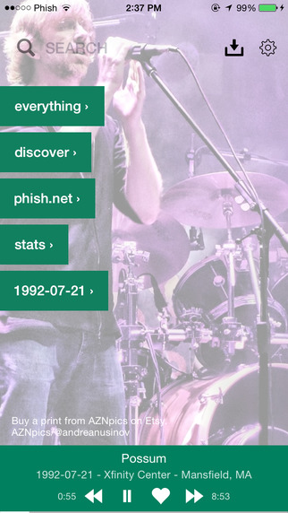 Phish On Demand - All Phish all the time