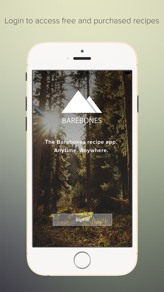 Bare Bones - Camp Cooking Made Simple