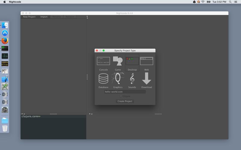 Nightcode Screenshot - 3