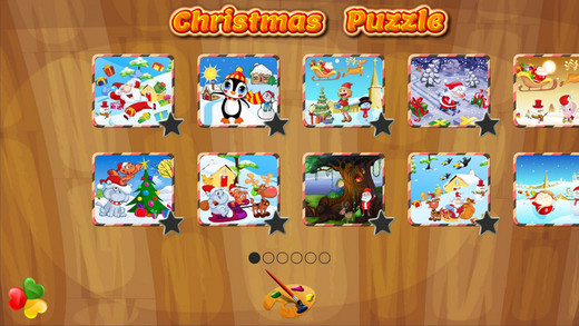 Christmas Puzzle Games: Draw and Play Jigsaw Puzzles for Boys and Girls