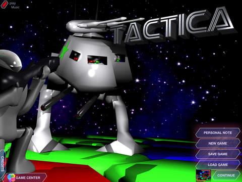 Tactica iPad Screenshot 2