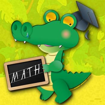 Croco Math – Play and Learn Math Tables - HD LOGO-APP點子