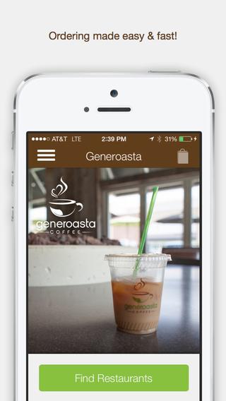 Generoasta Coffee