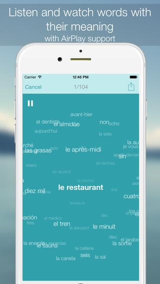 Vocab Tool – flashcards + listening + ocr more