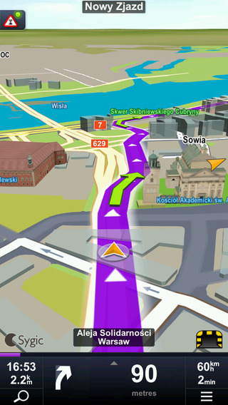 Sygic Eastern Europe: GPS Navigation