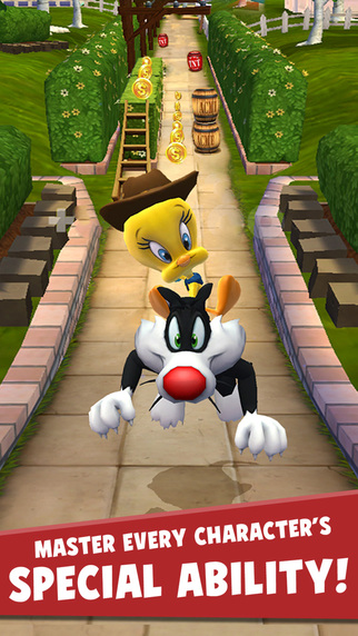 Looney Tunes Dash! Screenshots