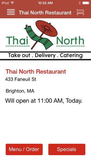 Thai North Restaurant