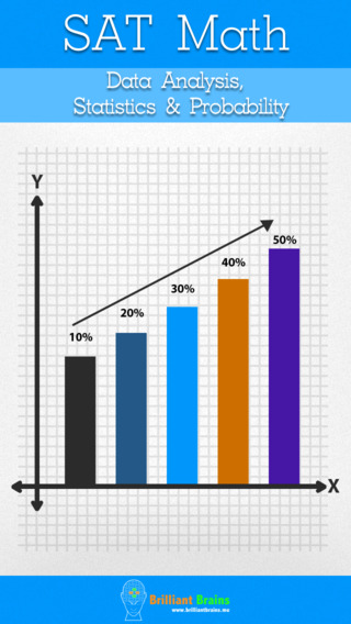 SAT Math : Data Analysis Statistics and Probability Lite