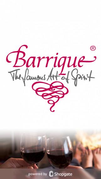 Barrique - The famous Art of Spirit