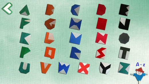 Alphabet Phonics:Learn Alphabet For Preschool With ABC Origami Free