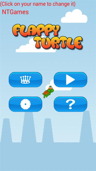 Flappy Turtle HD