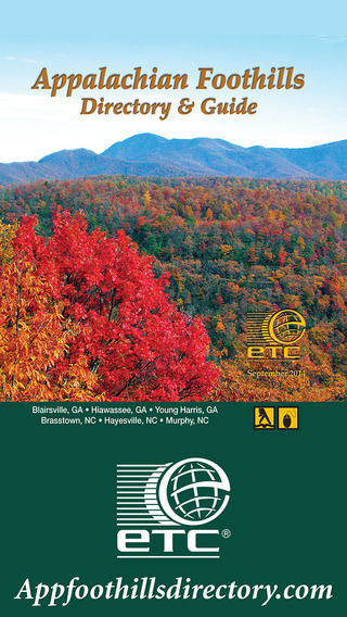 Appalachian Foothills Directory Guide
