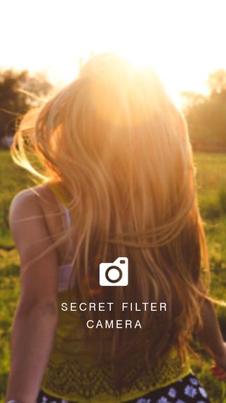 Secret Filter Camera